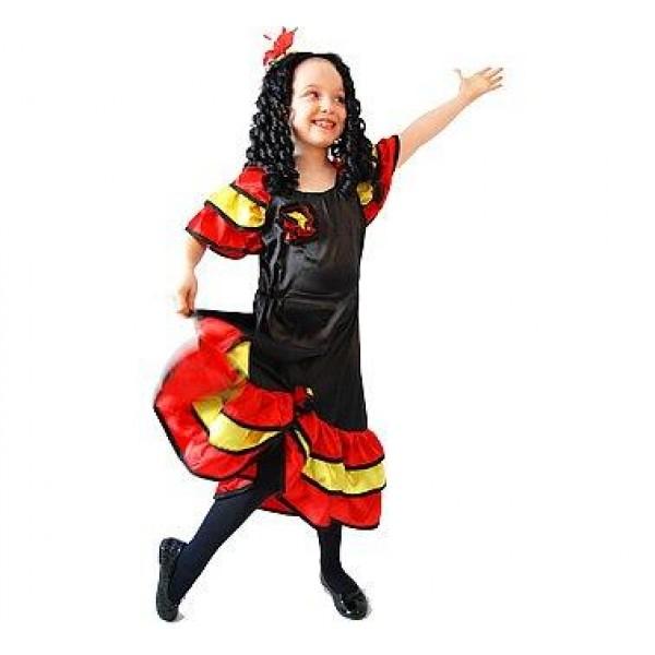 Kostým Španielka