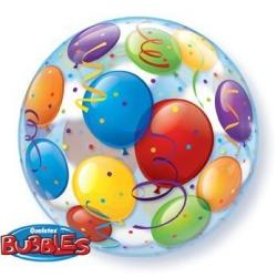 Balón fóliový Balóniky, 55cm