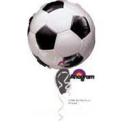Balón fóliový Futbalová lopta