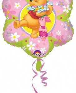 Balón fóliový Macko Pú