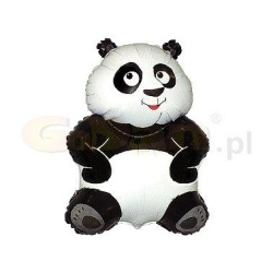 Balón fóliový Panda, 35cm