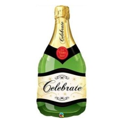 Balón fóliový Šampanské, 97cm