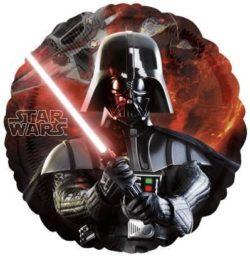 Balón fóliový Star Wars, 45cm