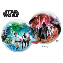 Balón fóliový Star Wars, 55cm, 1ks
