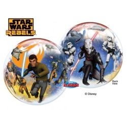 Balón fóliový Star Wars Rebels, 55cm, 1ks
