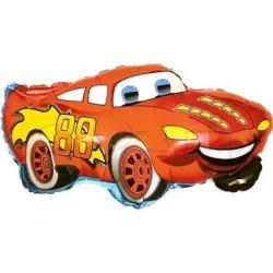Balón fóliový Usmiate auto, 35cm