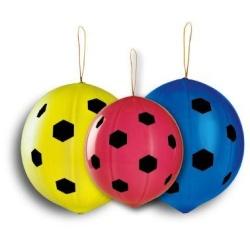 Balóny na gumičke Futbal, 3ks