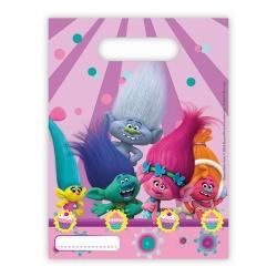 Darčekové tašky Trollovia, 6ks