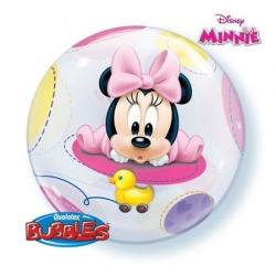 Fóliový balón Baby Minnie, 55 cm