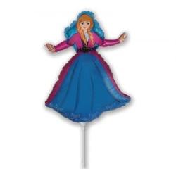 Fóliový balón Frozen Anna, 35cm