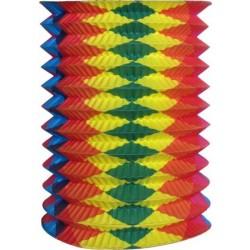 Lampión rozťahovací Dúha, priemer 15cm, 25cm, 1ks