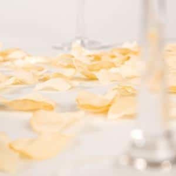Lupene z ruží maslové, 144ks