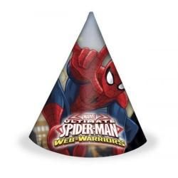Narodeninové čapice Spiderman