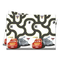 Obrus plastový Cars 3
