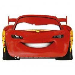 Papierová maska Cars, 6ks