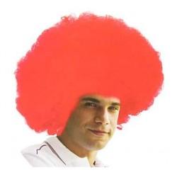 Parochňa Super Afro červená