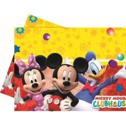 Plastový obrus Mickey Playful, 120x180cm