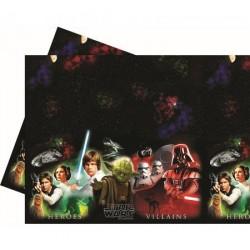 Plastový obrus Star Wars Heroes, 120x180cm