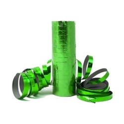 Serpentína holografická zelená, 1ks
