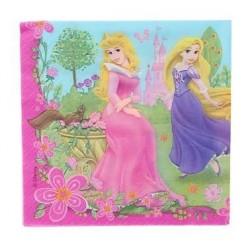 Servítky Disney Princezná, 20ks