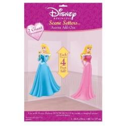 Tapetové doplnky Disney princezny