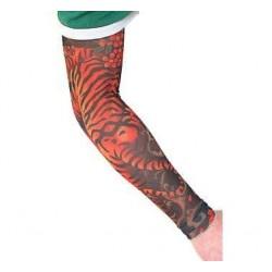 Tetované rukávy Tiger