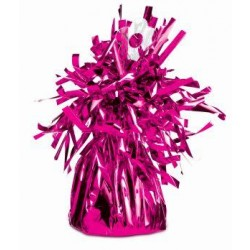 Závažie na balón fóliované fialové