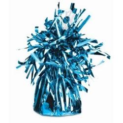 Závažie na balón fóliované modré