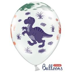 Balón Dinosaurus, 30cm, 1ks