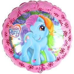 Balón fóliový My Little Pony, 45cm