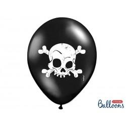 Balón LEBKA čierny, 30cm, 1ks