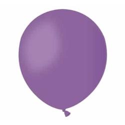 Balón pastelový levanduľový, 13cm, 1ks