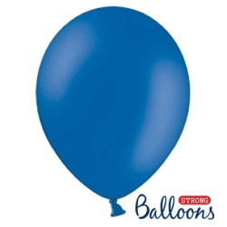 Balón pastelový modrý, 23cm, 1ks