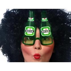 Párty okuliare PIVO, zelené