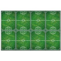 Plastový obrus Futbal, 120x180cm