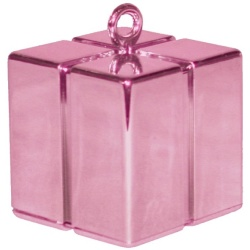 Závažie na balóny ružový Darček
