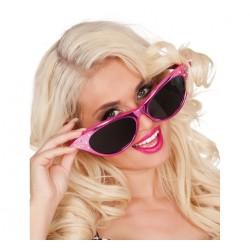 Gigantické okuliare ružové