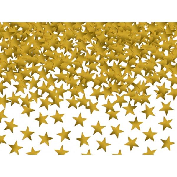 Konfety zlaté hviezdy, 30g
