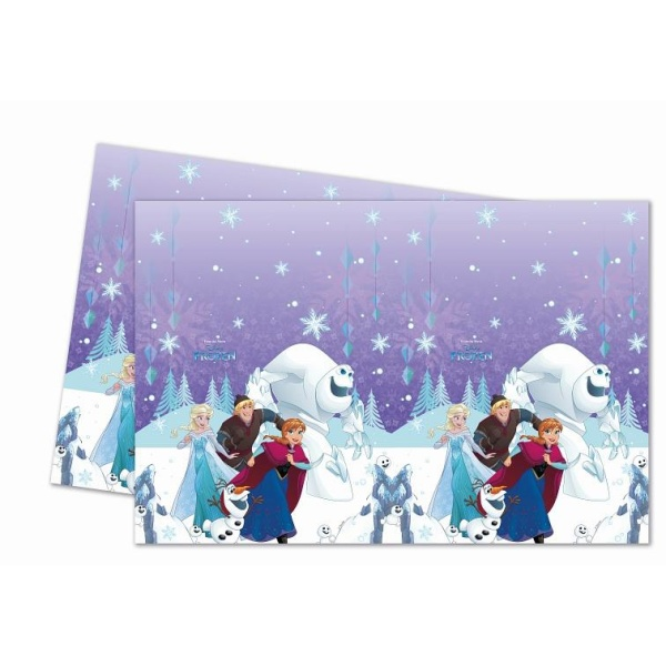 Plastový obrus Frozen, 120x180cm