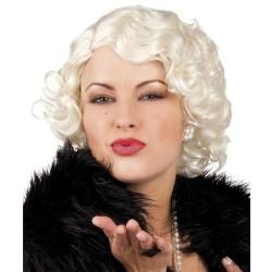 Parochňa retro Helen, blond