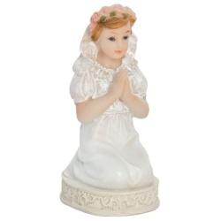 Figúrka na tortu klačiace dievča, 11cm