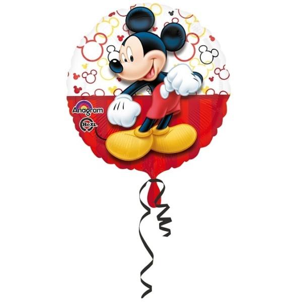 Fóliový balón Mickey Mouse, 46cm