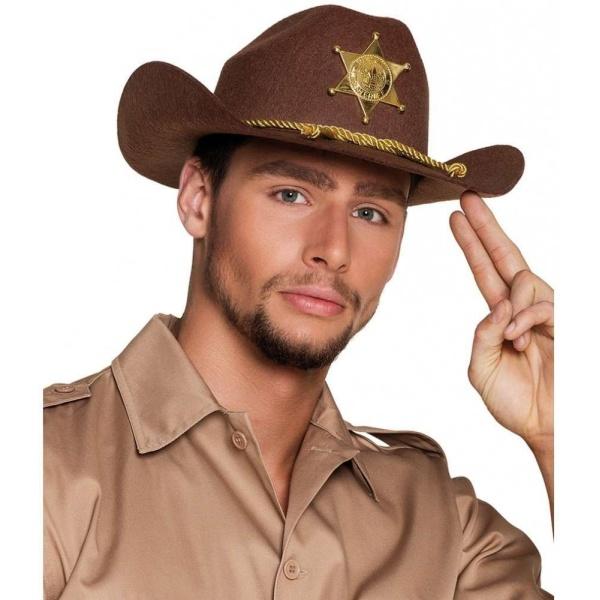 Klobúk šerif