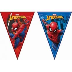 Závesné vlajky Spiderman, 230cm