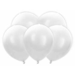 Balón LED svietiace biele, 30cm, 5ks