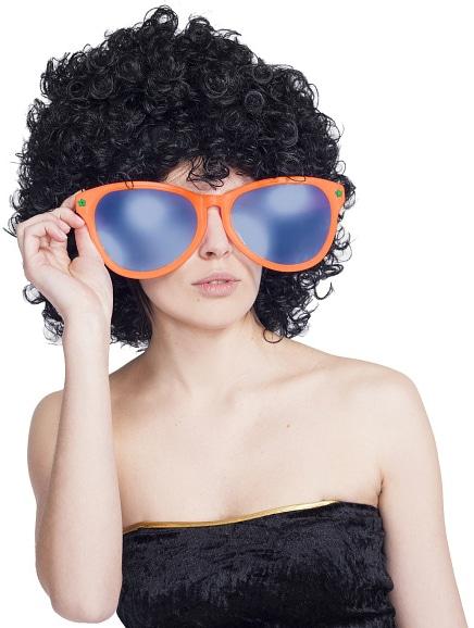Okuliare Jumbo oranžové