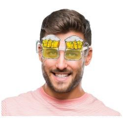 Okuliare pivové poháre