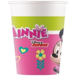 Papierový pohár Minnie, 200ml, 8ks