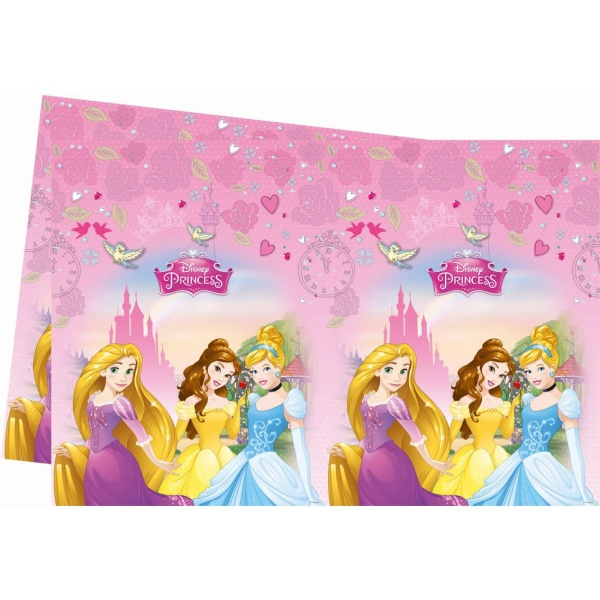 Plastový obrus Disney princezny, 120x180cm