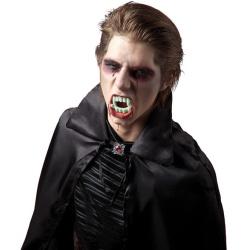 Upírske zuby, svietiace v tme